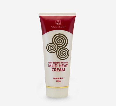 Rotorua Thermal Mud Heat Cream