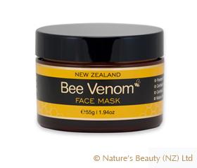 bee venom face mask 2013