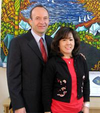 John and Janet Peeters