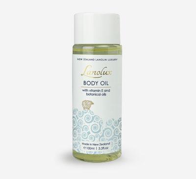 Lanolux Body Oil