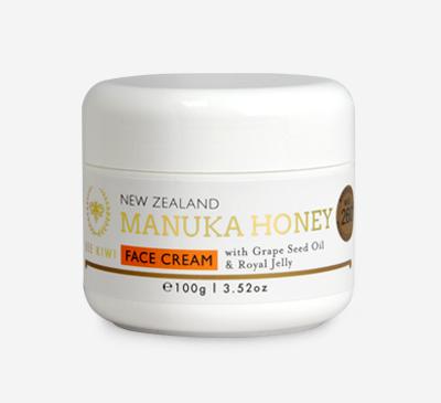 Bee Kiwi - Manuka Honey Face Cream 100g