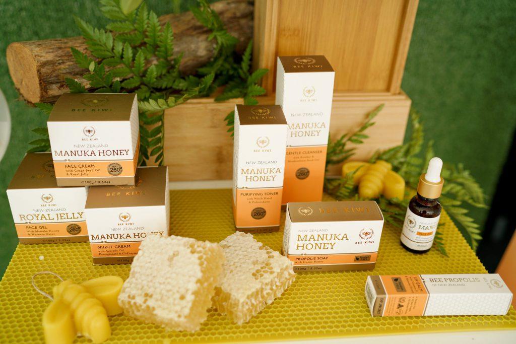 bee kiwi event product range