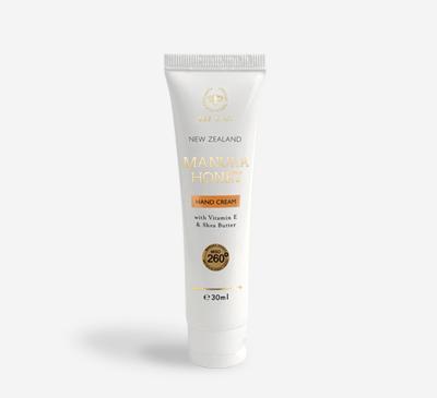 Manuka Honey Hand Cream 30ml
