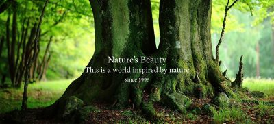 Inspired by Nature banner