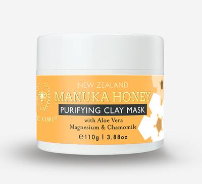 Manuka Honey Clay Mask