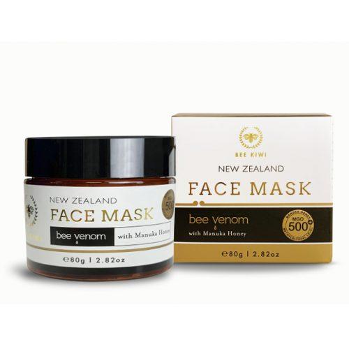 bee kiwi bee venom face mask